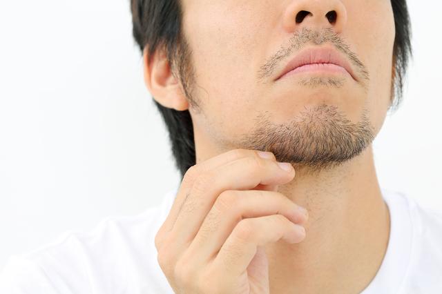 ひげの豆知識~剃ると濃くなる!??