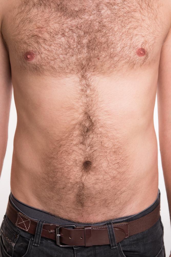 男性のお腹のムダ毛は嫌われるポイントに!脱毛のすすめ