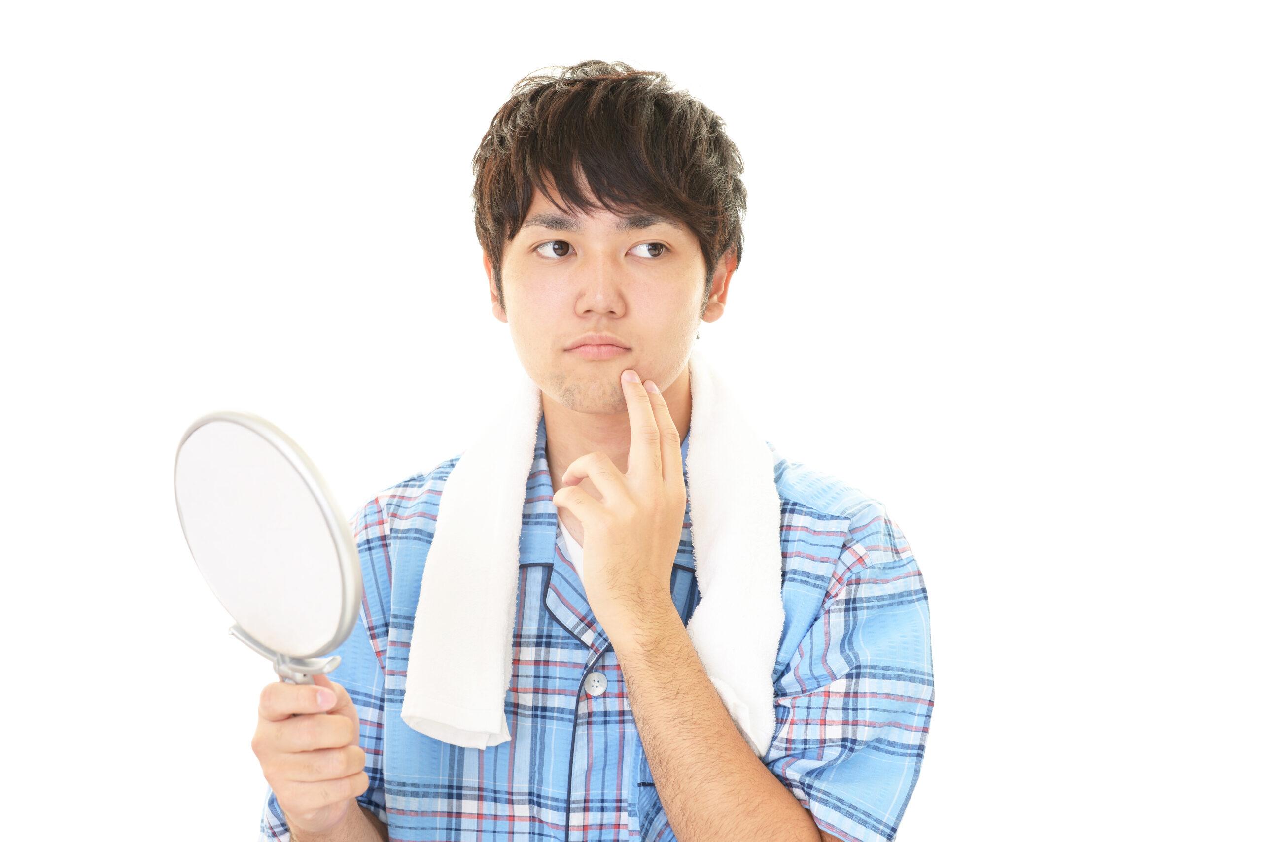 メンズのヒゲ永久脱毛の効果と持続時間とは?